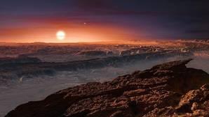 Sugieren que Próxima b podría ser un «mundo oceánico»