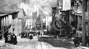 El gran Terremoto de San Francisco