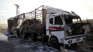 La ONU suspende el envío de ayuda humanitaria a Siria tras el ataque a un convoy