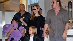 El FBI tiene información sobre un incidente entre Brad Pitt y uno de sus hijos