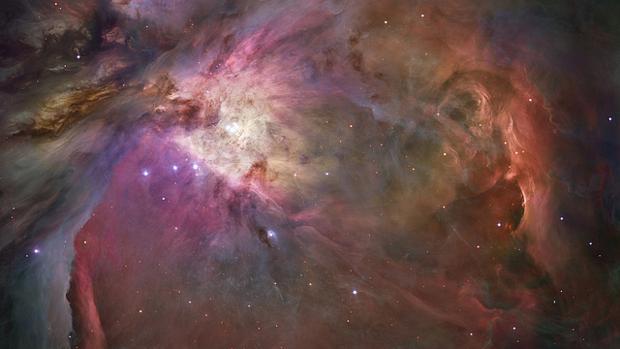 Imagen de la nebulosa de Orión, del telescopio espacial Hubble. Asgardia pretende responsabilizarse de operaciones llevadas a cabo en el espacio próximo a la Tierra