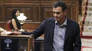 ¿Cómo pueden los críticos derribar a Pedro Sánchez a través de una moción de censura?