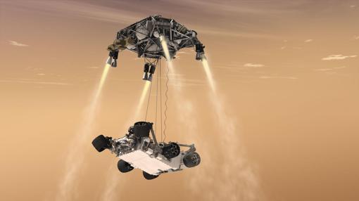 La futurista misión Mars2020, la última misión robótica anunciada de momento antes de la exploración humana de marte