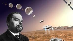 Schiaparelli, el astrónomo que descubrió los «temibles» canales marcianos