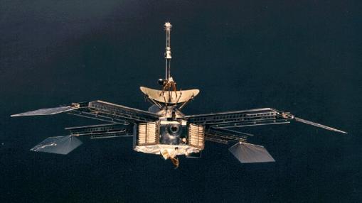 Sonda Mariner 3, la hermana de la primera que tuvo éxito en explorar Marte, la Mariner 4