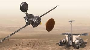 Confirman que Schiaparelli se ha estrellado en Marte