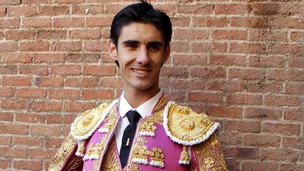 El torero Víctor Barrio