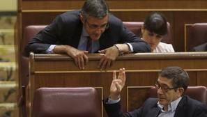Patxi López, contra la abstención: «Mejor un mal rato en unas nuevas elecciones que avalar a Rajoy»