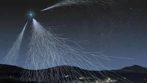 Logran usar rayos cósmicos como «super aceleradores» de partículas
