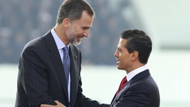 Don Felipe ya asistió como Jefe de Estado a la Cumbre Iberoamericana de Veracruz, en 2014