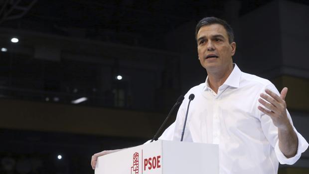 Pedro Sánchez regresa a Madrid tras su «descanso» en Estados Unidos