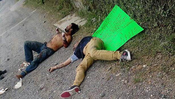 Abandonan en Jalisco a seis personas con las manos amputadas