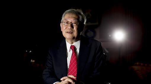 Saku Tsunet, vicepresidente de la Agencia Espacial Japonesa (JAXA)