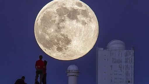 SUPERLUNA:  Ocho curiosidades sobre la superluna de noviembre, la mayor en 70 años