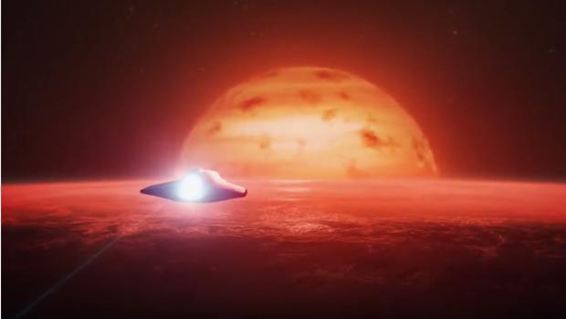 Fotograma del vídeo «Los lugares favoritos de Stephen Hawking»