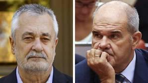El juez abre juicio oral contra Chaves y Griñán en el caso de los ERE