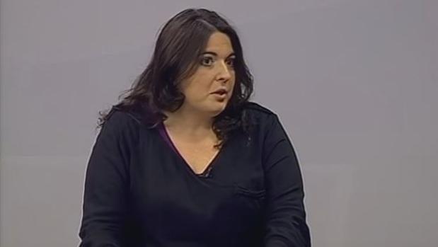 La hasta ahora secretaria general de Podemos en Tenerife, María Coll Álvarez