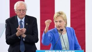 La alternativa a Clinton es Bernie Sanders, el «Trump» de los demócratas