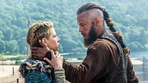 Fotograma de la serie «Vikingos»