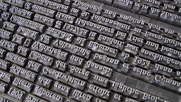 La popularidad de las palabras oscila en enigmáticos ciclos de 14 años