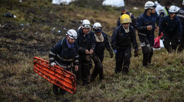 El relato del técnico del avión que sobrevivió al accidente: «Vivo porque seguí los protocolos de seguridad»