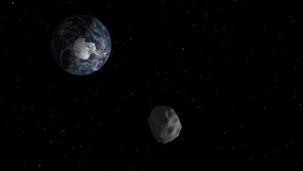 Muchos asteroides pequeños pasan cerca de la Tierra, pero se sabe poco sobre ellos