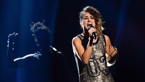 Barei representó a España en Eurovisión 2016 con la canción «Say Yay!»
