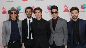 El tremendo error del cantante de Dvicio con Juan Gabriel tras ganar un Grammy