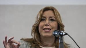 Susana Díaz ve compatible ser presidente de una autonomía y secretario general del PSOE