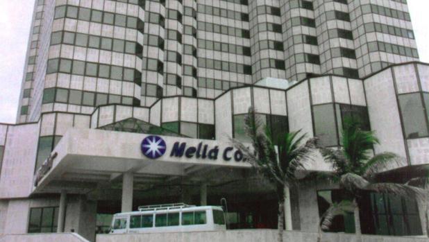 Uno de los hoteles que el grupo Meliá posee en La Habana