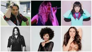 «Extriunfitos» y cantantes amateurs trufan la carrera para representar a España en Eurovisión 2017