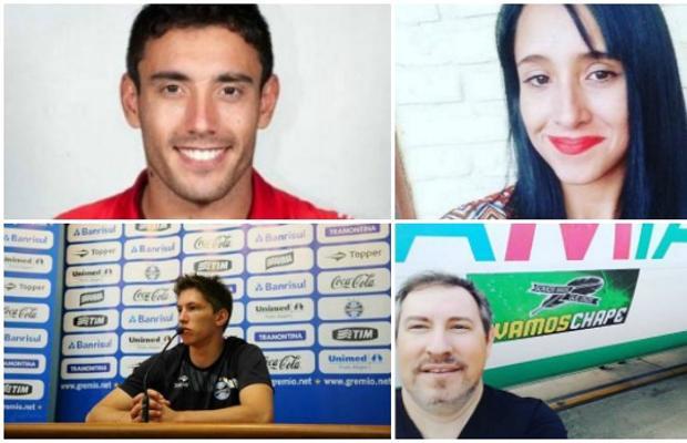 Los seis supervivientes del avión siniestrado en Colombia