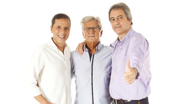 EGM: El «Tiempo de Juego» de Paco González, Pepe Domingo Castaño y Manolo Lama, líder los sábados