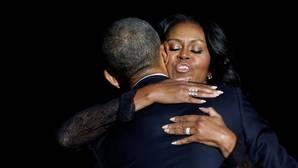 Y Obama volvió a Chicago, de donde nunca se fue del todo