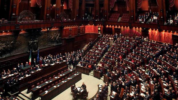 Dos palacios ligados a papas y cardenales sedes del for Concorsi parlamento italiano 2017