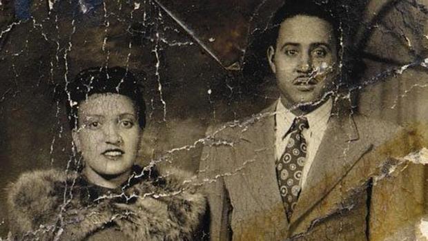 Henrietta Lacks, junto a su marido