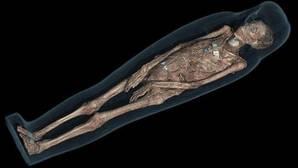 El sorprendente remedio curativo del polvo de momia