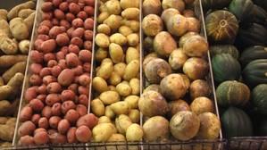 La patata llegó a Europa por primera vez a través de España, en 1560