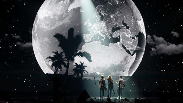 Momento de Eurovisión 2017