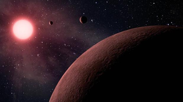 Estos diez exoplanetas están a una distancia de sus estrellas que les permite tener agua en superficie, siempre y cuando su atmósfera sea adecuada