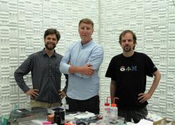 El equipo de IBM en el laboratorio de Zúrich