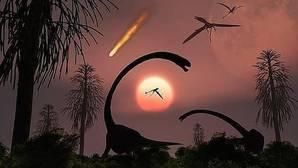 El meteorito que mató a los dinosaurios provocó una «noche» de dos años