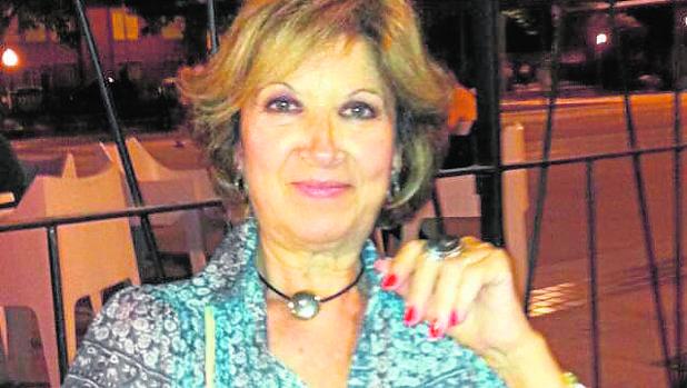 Dolores Sánchez no quiso acudir a los actos de la Diada