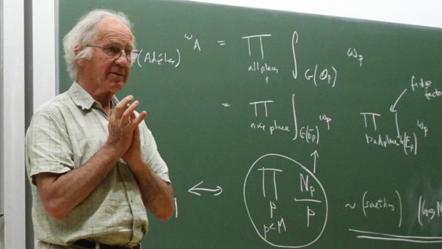 El matemático John Birch