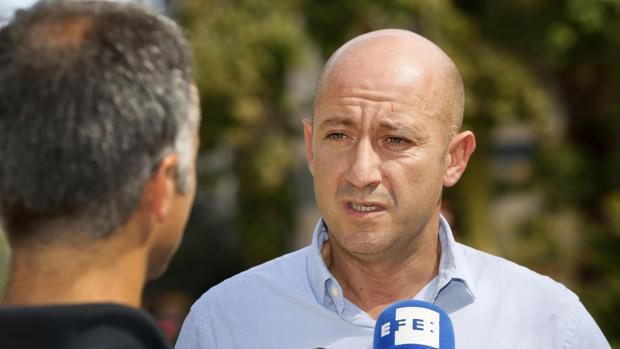 El portavoz nacional del Sindicato Unificado de Policía (SUP), Ramón Cossío