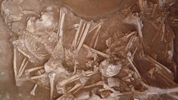 Yacimiento arqueológico de Álava (Alto de la Huesera) analizado en el estudio