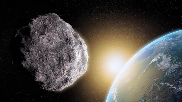 La Tierra es visitada rutinariamente por asteroides