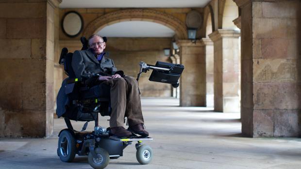 Stephen Hawking, en una imagen de archivo en la Universidad de Cambridge
