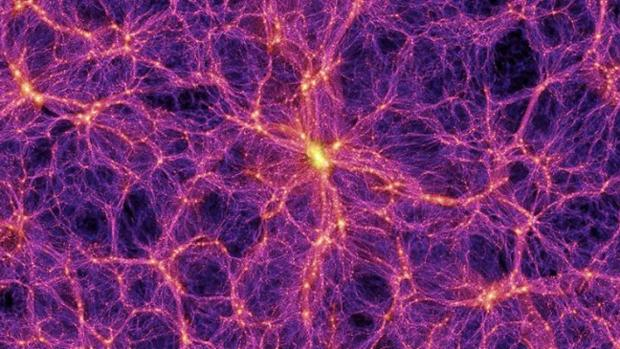 La telaraña cósmica