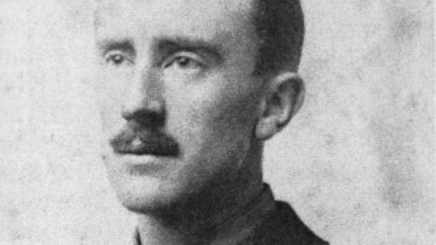 Tolkien, con 24 años
